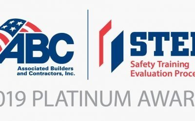 UNITED RECEIVES ABCs 2019 PLATINUM SAFETY STEP AWARD